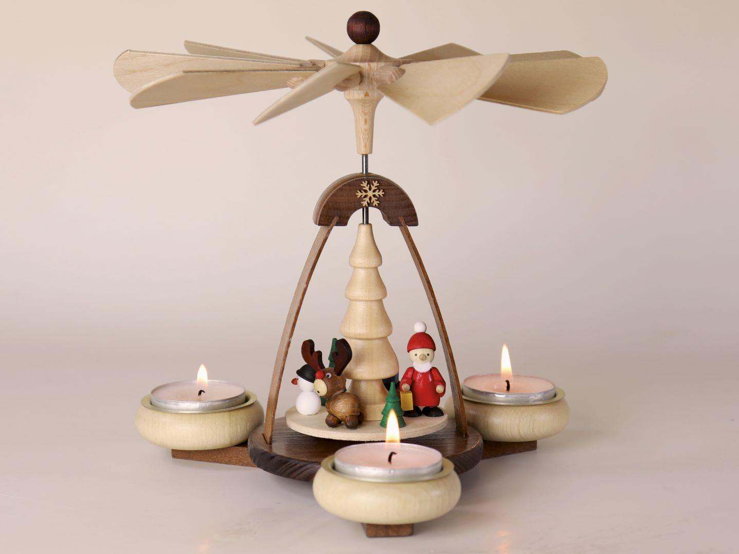 teelichtpyramide_braun_und_tuellen_natur_weihnachtsmotiv_ullrich_kunsthandwerk_paul_ullrich_volkskunstbestehen