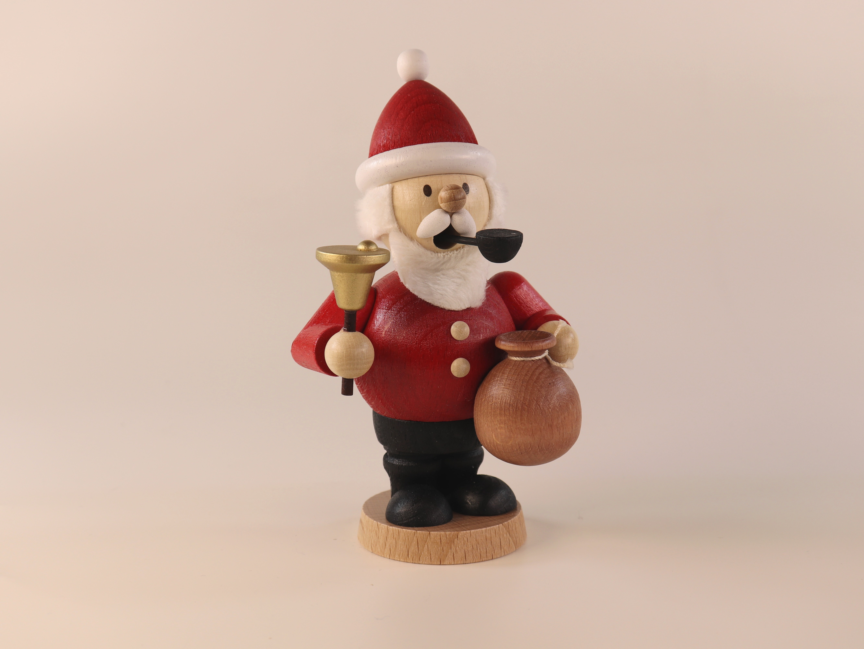 Weihnachtsmann als  Mini-Räuchermann kaufen